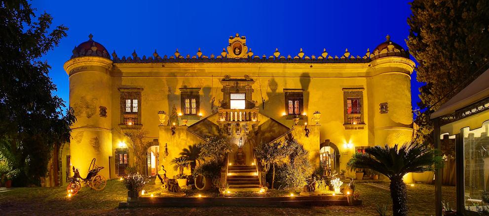 Matrimonio In Sicilia : Castelli per matrimonio a trapani guida ai migliori