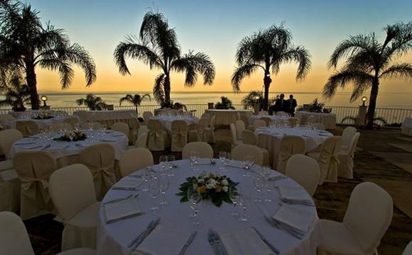 Ricevimenti taormina hotel capo dei greci sposarsi a taormina vista mare - La finestra sul mare taormina ...
