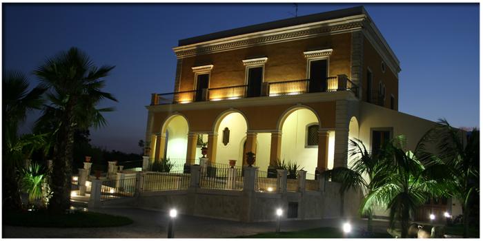 Villa Parsifal San Leonardello